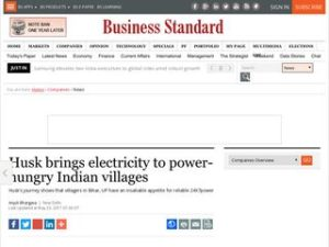 Manoj Sinha speak with Business Standard